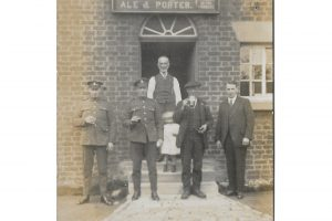 Staffing at Moss Side Military Hospital: Part Two