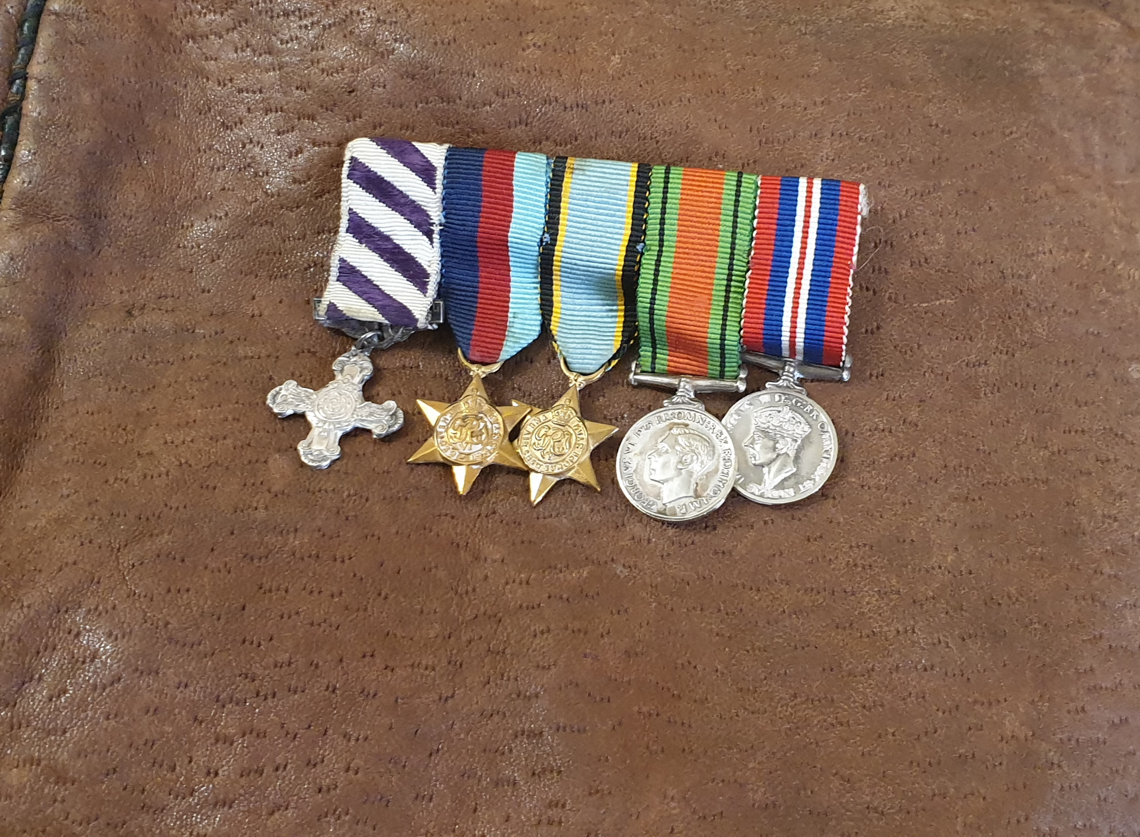 Medals Awarded